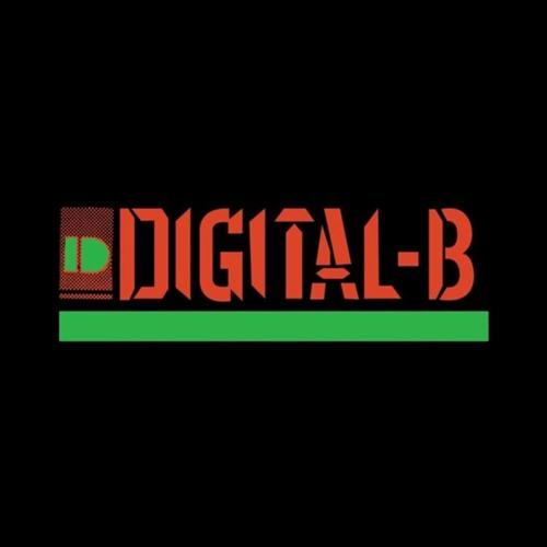 Digital B Logo